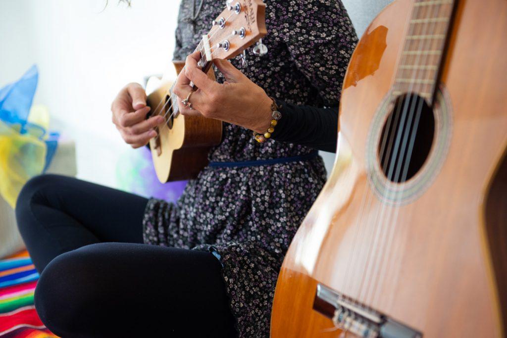 Elisabetta Ciancaleoni Musicoterapeuta